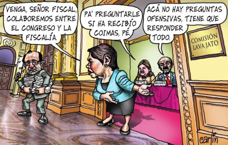 Carlincaturas Jueves 9 Febrero 2017 - La República