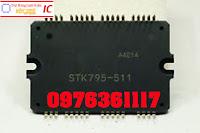 IC STK795-511 công suất