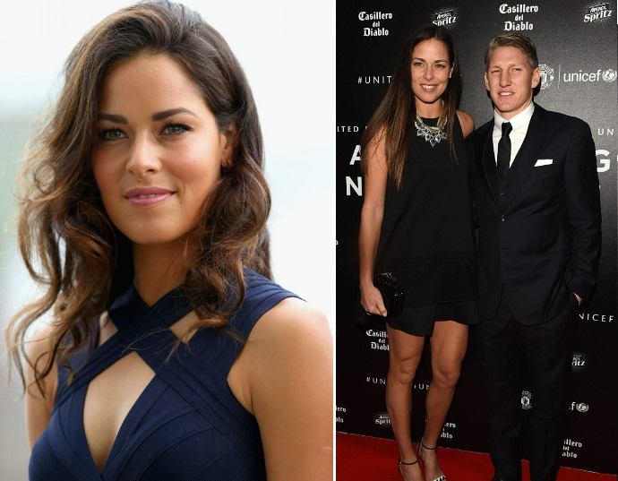 50 Hottest Wags Footballers Wives  Girlfriends -1102