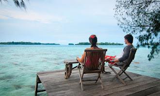 aktivitas wisata bahari di pulau macan