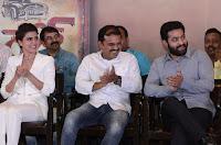 Janatha Garage Success Meat Nadamuri Kalyan Ram And NTR Speech