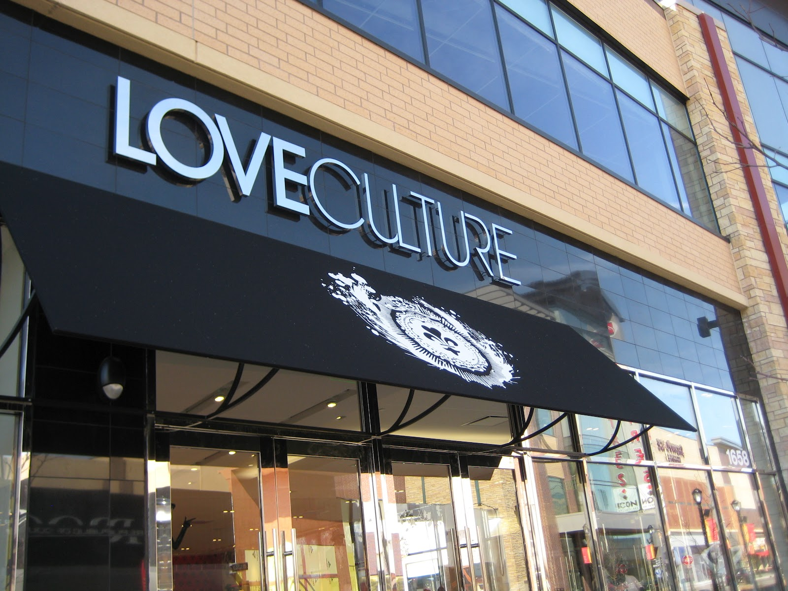 Culture clothing store