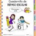 cuadernillos de actividades para repaso en vacaciones Sexto grado 6°