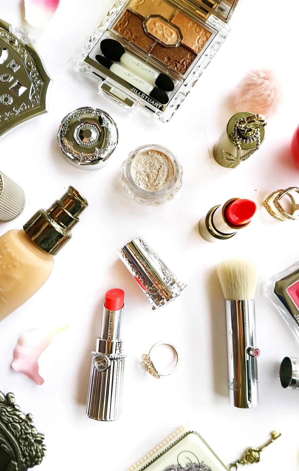 Jill Stuart Beauty Singapore and Eleanor Review