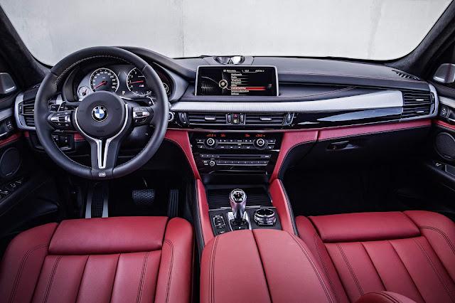 Novo BMW X5 M Brasil 2018