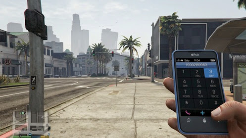 GTA 5, Cell Phone Cheats, Codes