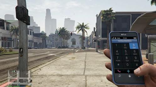 GTA 5, Cell Phone Cheats, Codes