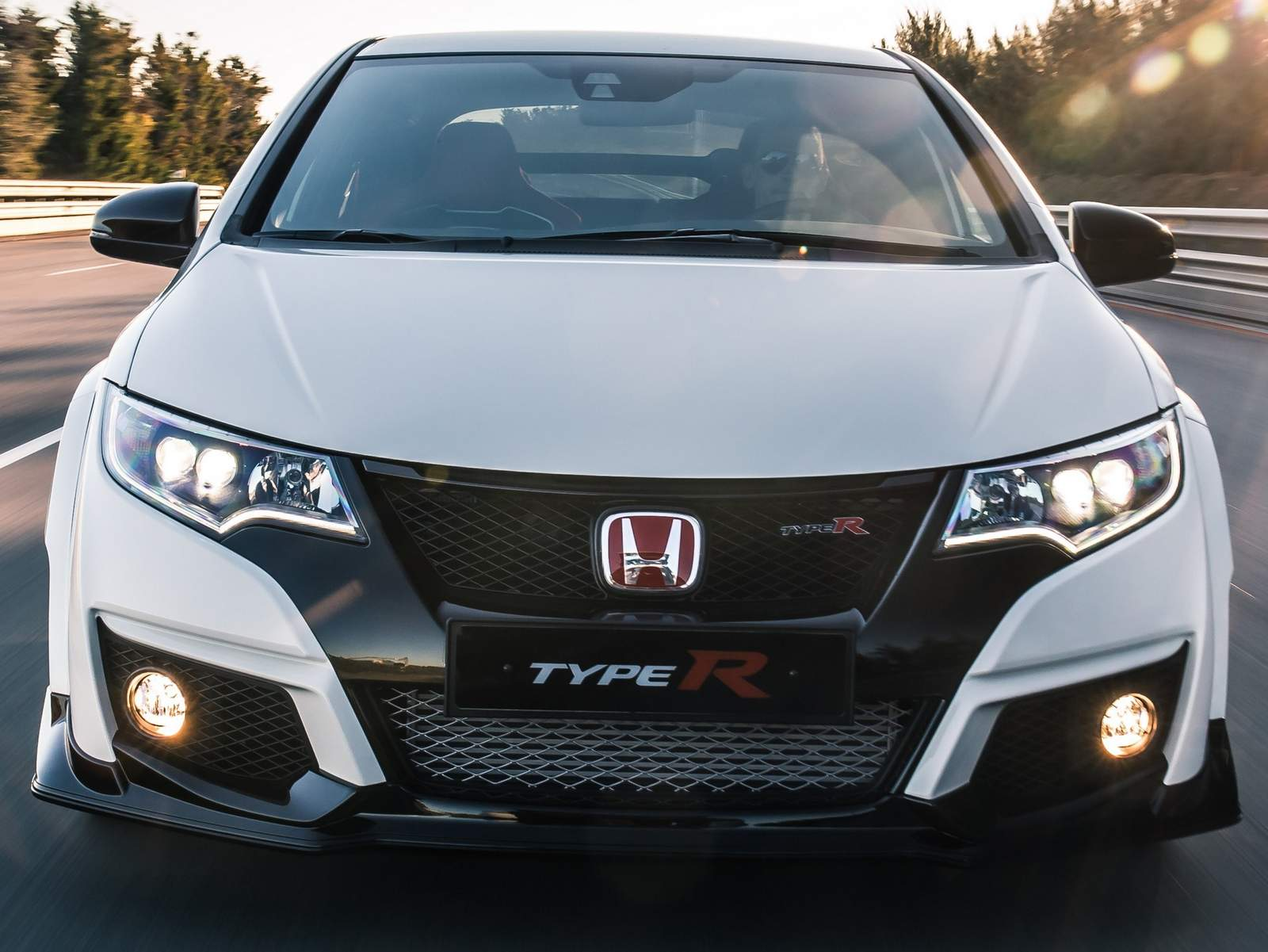 2015 Honda Civic Type R Nürburgring