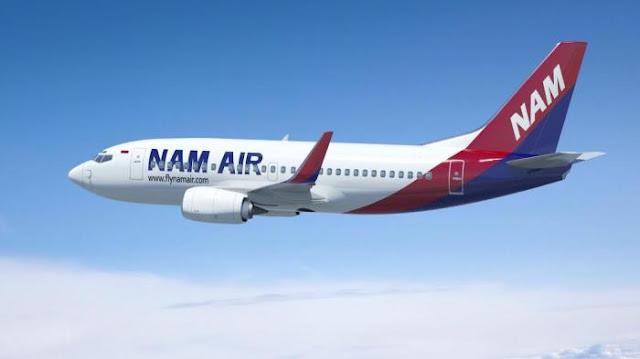 NAM Air terbang langsung Jakarta-Banyuwangi PP setiap hari.