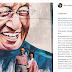 Gambar Tun Dr. Mahathir Sambut Hari Lahir ke-90