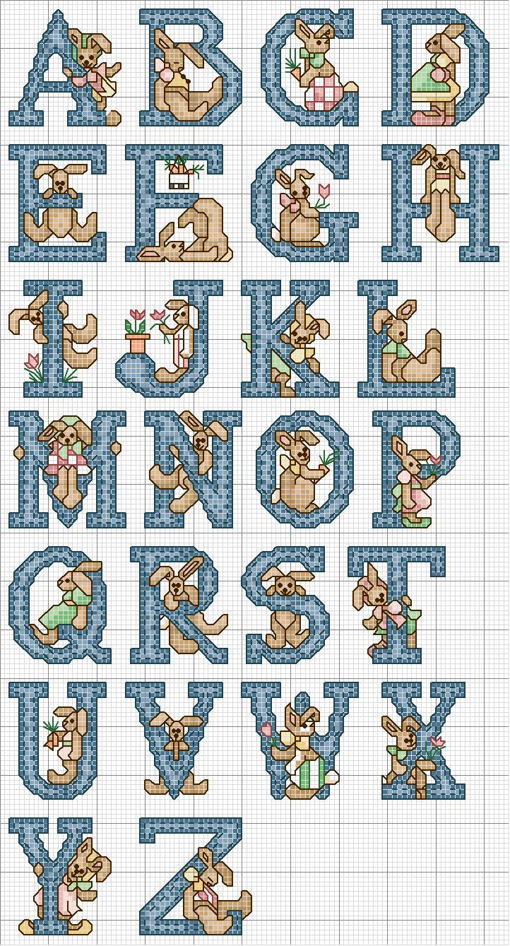 Espressionelapina disegni da colorare for Alfabeto punto croce disney gratis