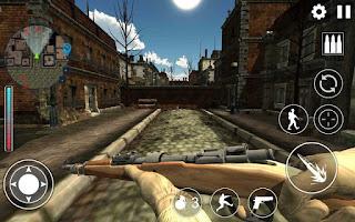 World War 2: Secret Agent FPS v1.0.7 Mod