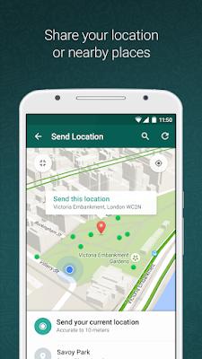 WhatsApp Messenger v2.16.35 Apk Terbaru