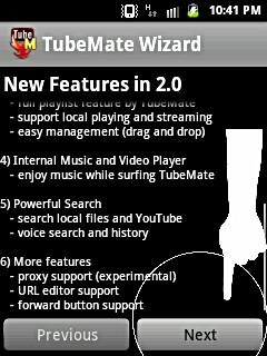 Mobile me tubemate se youtube video download kare 5