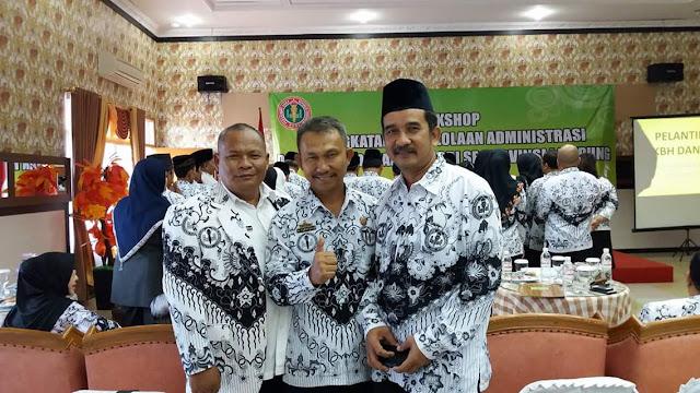 Ketua PGRI Lamsel Sebut Dana Komite Sama Dengan Pungli