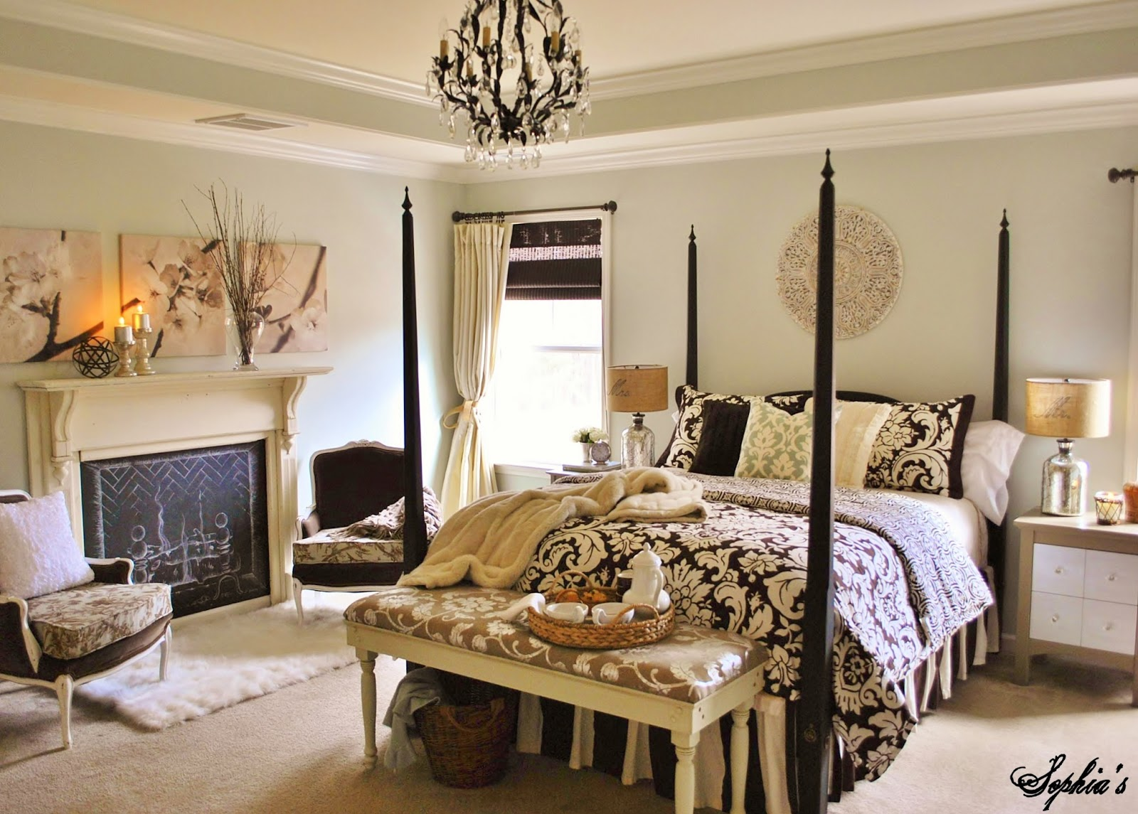 Savvy Southern Style : My Favorite Room....Sophia's Decor