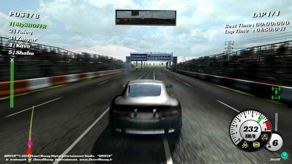 SHOFER Race Driver PC Full Version Screenshot 2