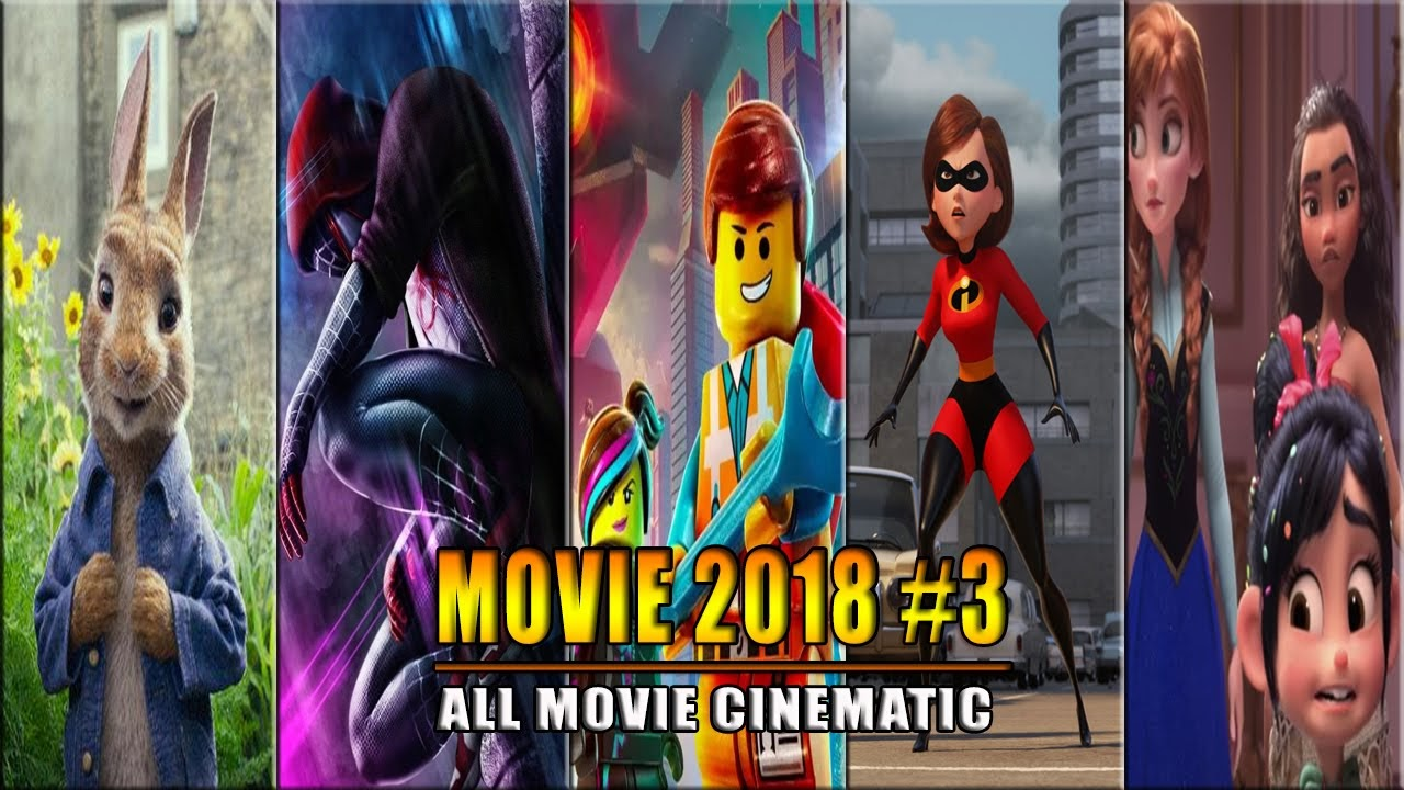 The Best Movies of 2018 - Part 3 | Phim hay 2018