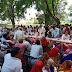विधायक अनिल सिंह की चौपाल में जन समस्याओं का लगा अम्बार
