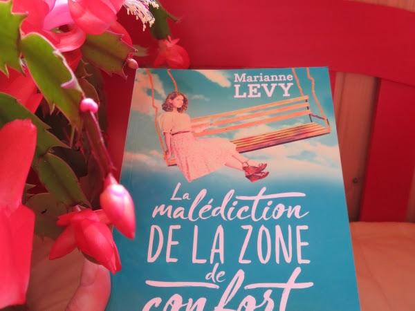 La malédiction de la zone de confort de Marianne Levy