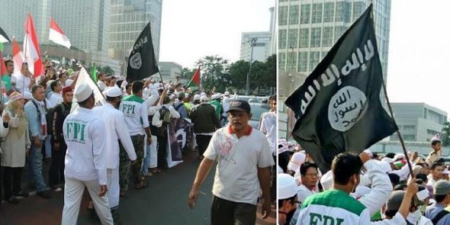HTI Mengaku Nama Benderanya ar-Rayah, ISIS Juga Mengaku Nama Benderanya ar-Rayah. Keduanya Ngawur