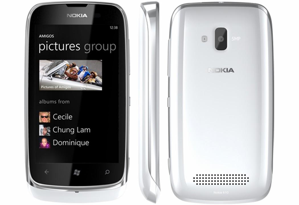nokia lumia 610 nfc mobiles phone arena. Black Bedroom Furniture Sets. Home Design Ideas