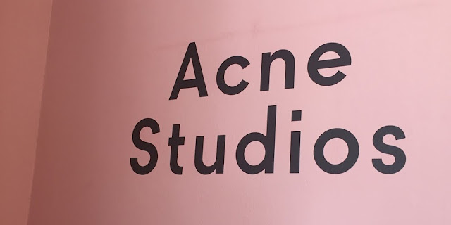 Acne Studios is the name of a fashion-forward Swedish clothing brand, but it might has well have been my nickname throughout my acne-riddled adolescence and adulthood.