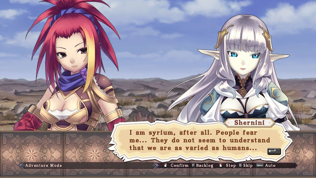Agarest: Generations of War Zero Screenshot-2