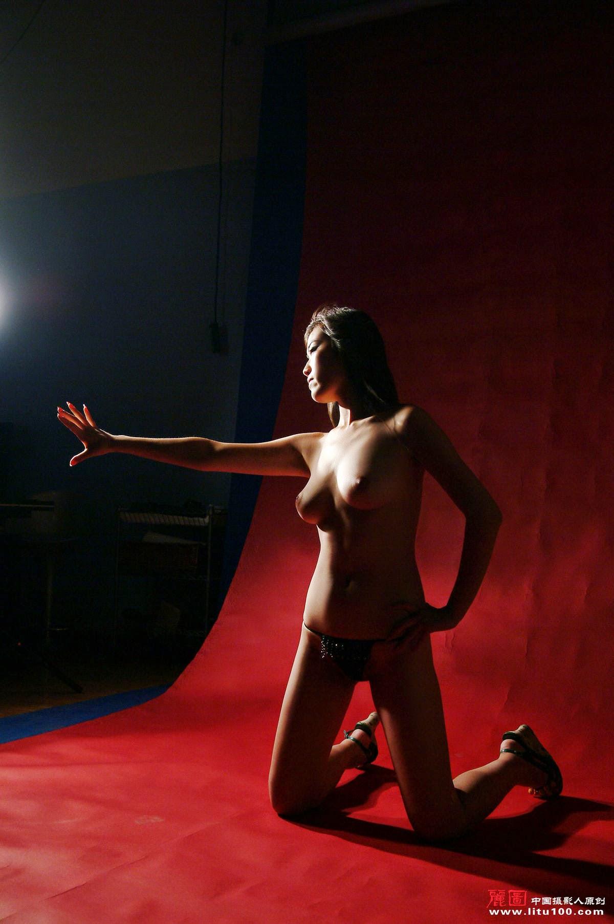 litu 100 archives: Chinese Nude Model Siao Yu [Litu100] | 18+ gallery photos set 3