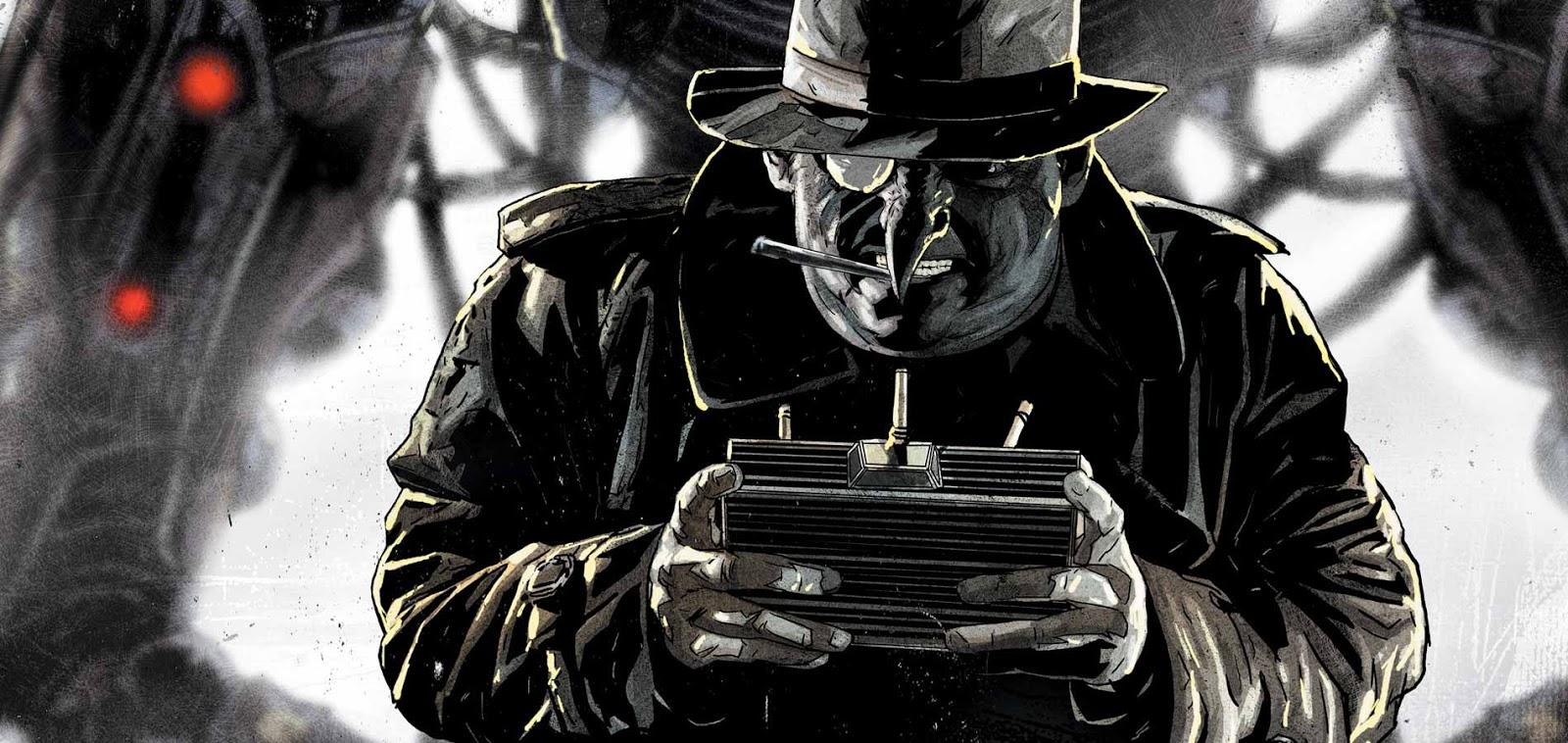 Transtornos mentais na série Batman