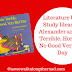 Alexander and the Terrible, Horrible, No Good, Very Bad Day: An Elementary Grades Unit Study