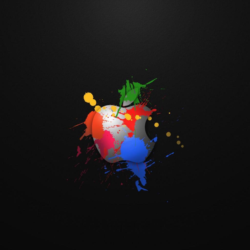 latest apple logo ipad wallpapers | free ipad retina hd wallpapers