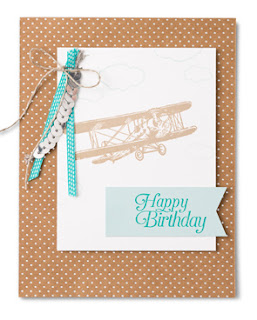 Stampin' Up! Sale-a-bration Sky is the Limit Projects