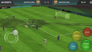 calcio android iphone