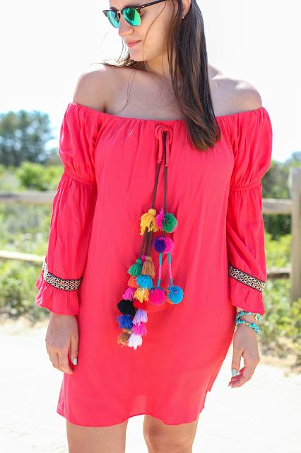 T-Bags Los Angeles Tulum Dress
