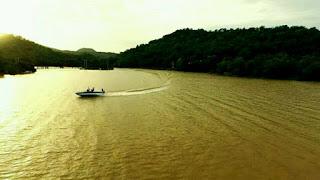 Kinnerasani Sanctuary dam