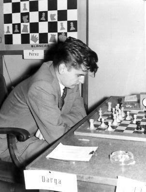 Klaus Darga, en 1958