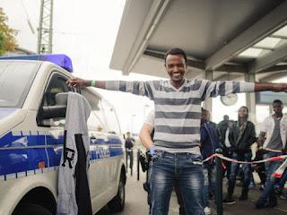 Беженцы продолжают прибывать в Германию