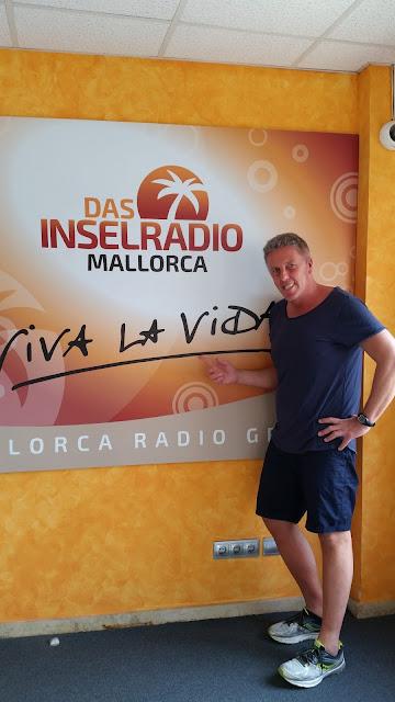 Alexander Tauscher besucht das Inselradio Mallora