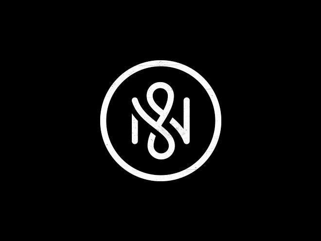Pengertian Ambirgam, Inspirasi Desain Logo Ambigram - N Logo Ambigram