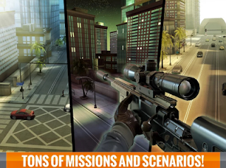 Download Sniper 3D Assassin 1.12.1 APK Unlimited Money