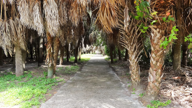 Fort Dade auf Egmont Key, Florida USA