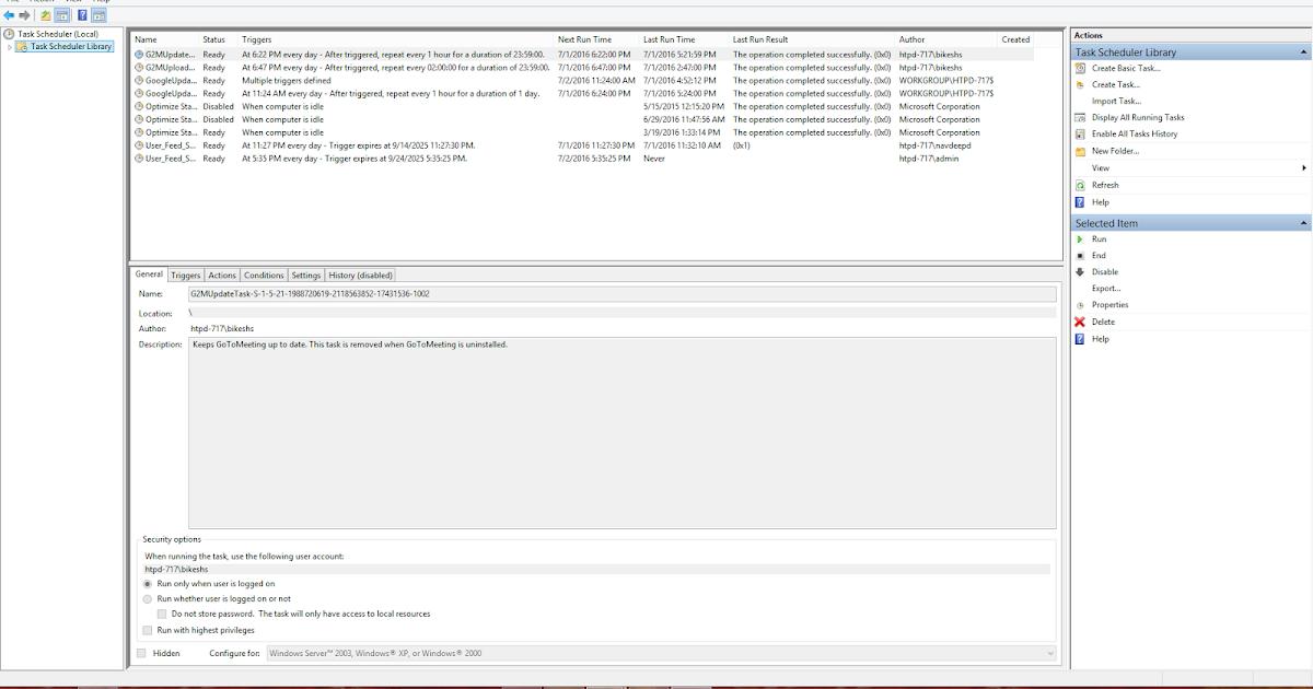 How to create task scheduler in C# ? ~ ASP NET,MVC,Azure