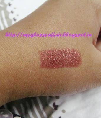 Faces Lipstick -Black Cherry