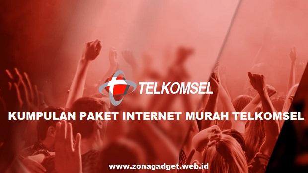 Kumpulan Paket Internet Murah Telkomsel SimPATI November 2017