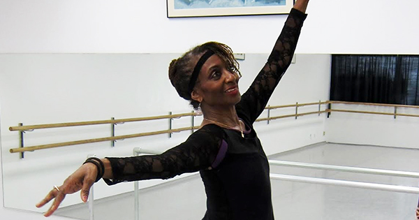 Sylvia Boaz, founder of Balletiquette San Diego Academy of Fitness and Dance