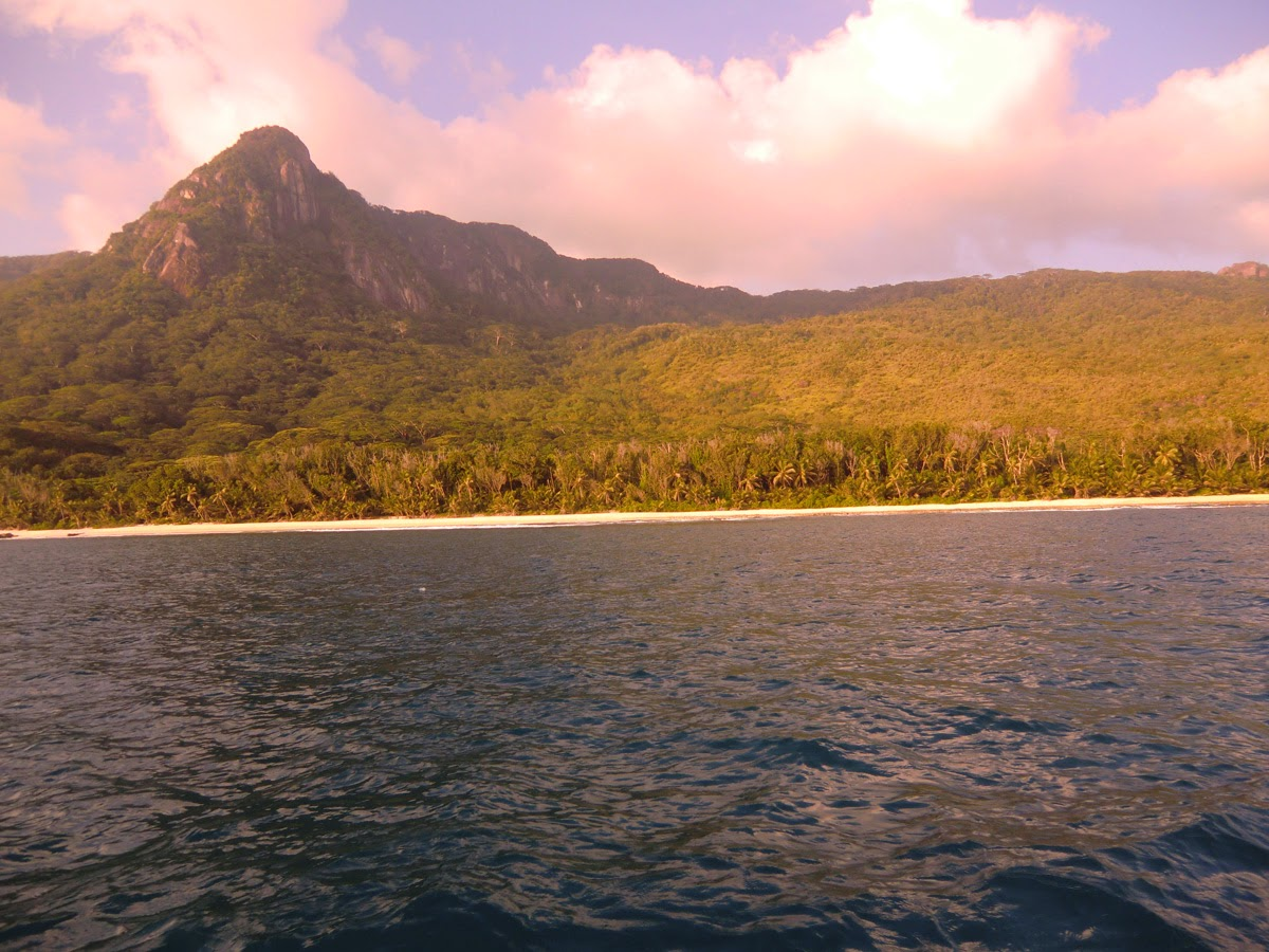 Ostrova-Seycheli