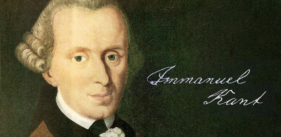 อิมมานูเอล คานต์ (Immanuel Kant) นักปรัชญาชาวเยอรมัน