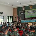RAT Primkop Bajra Yudha TA. 2019 Yonif Para Raider 501 Kostrad