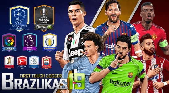 Baixar jogo de futebol 2019